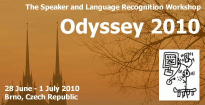 Odyssey 2010 - The Speaker and Language Recognition Workshop