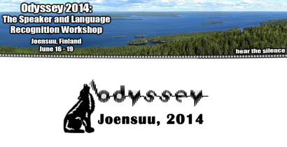 Odyssey 2014 - The Speaker and Language Recognition Workshop