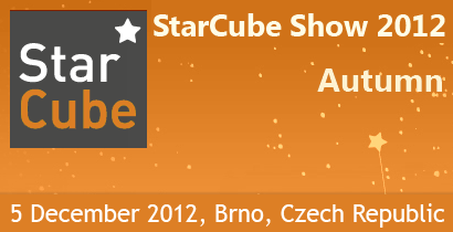 StarCube Show 2012 Autumn - a demo day for projects participing in StarCube – Startup Accelerator