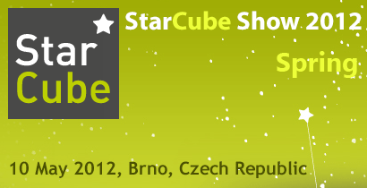 StarCube Show 2012 Spring - a demo day for projects participing in StarCube – Startup Accelerator